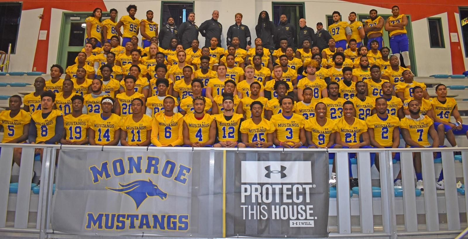 2018 Football Roster - Monroe College Athletics