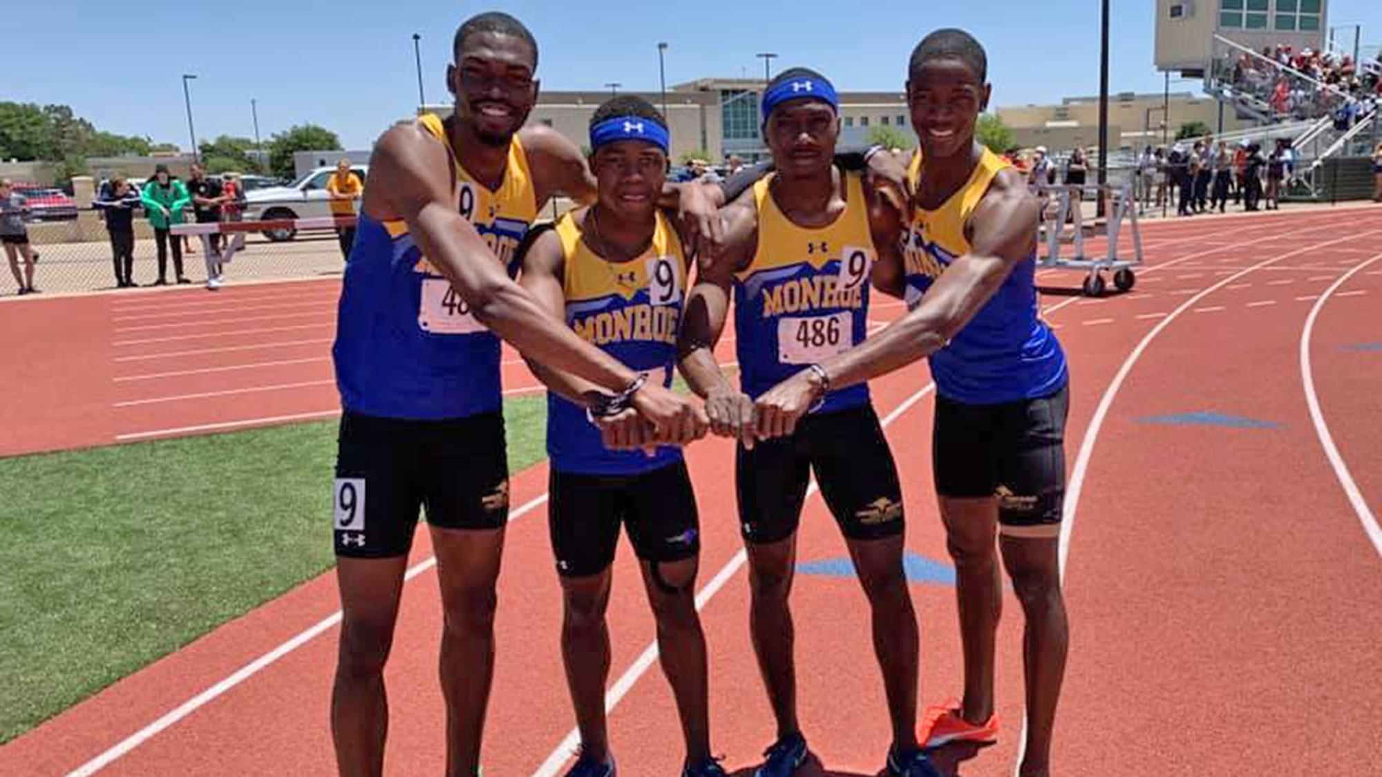Monroe Men's Track and Field Wraps up NJCAA Outdoor Championships with Four  More Podium Finishes to Take 11th Overall - Monroe College Athletics
